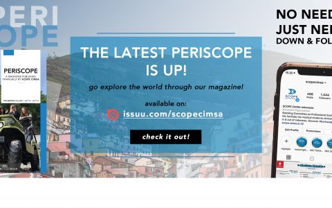 PERISCOPE IS NOW AVAILABLE ON ISSUU