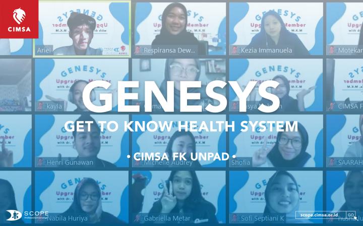 GENESYS | CIMSA FK UNPAD
