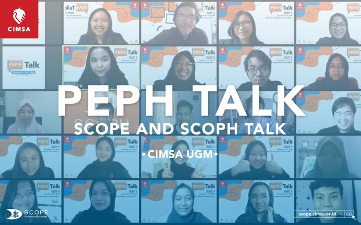 PEPH TALK | CIMSA UGM
