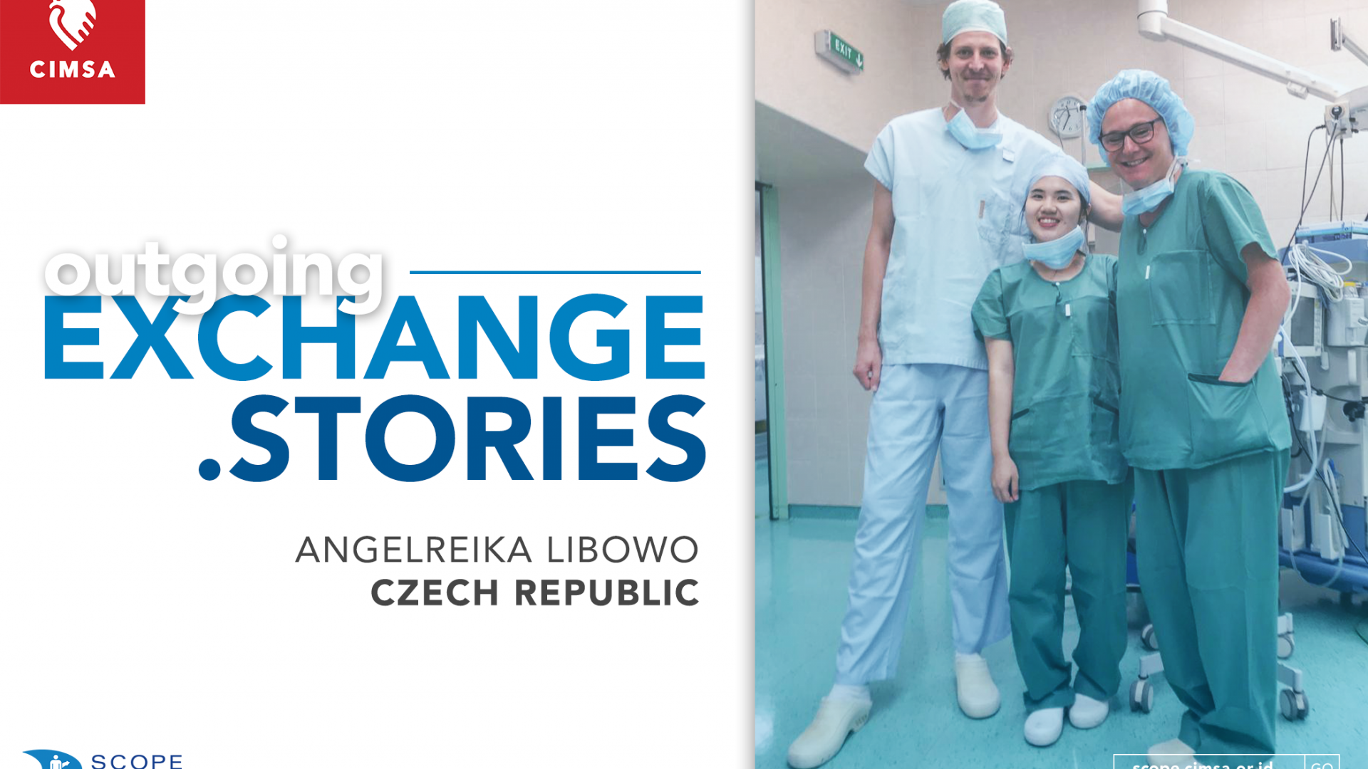 Outgoing Stories | New Life Experience in Czech Republic