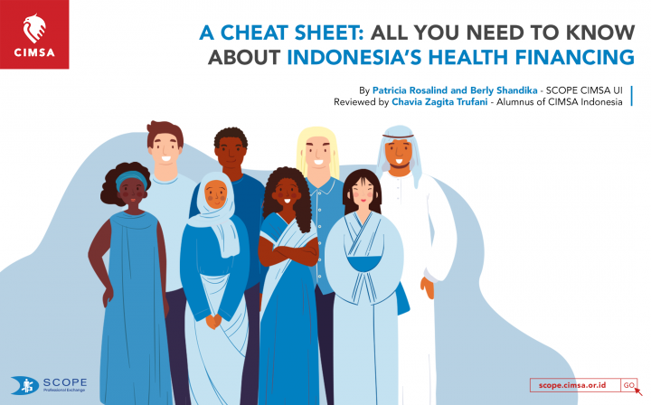 A CHEAT SHEET   ALL YOU NEED TO KNOW ABOUT INDONESIA'S HEALTH FINANCING