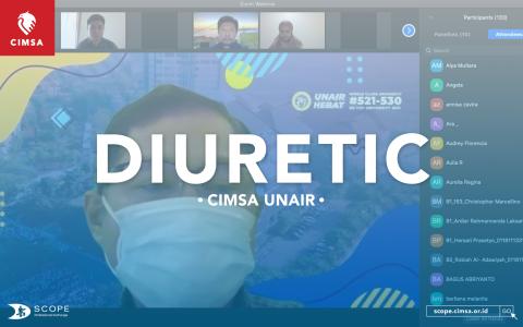DIURETIC | CIMSA UNAIR